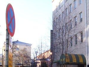 2008/10/28 - Nettisanomat - Kuvasivu 1 - Unelmia vaalien aattopäivänä. Lasi-Kalle - Pysähtyminen ...