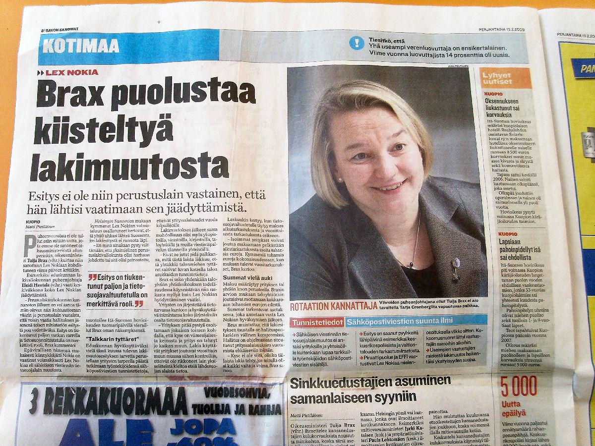 suomen perustuslain esityöt