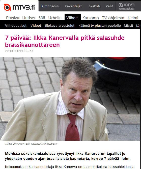seiska päivää lehti Vaasa